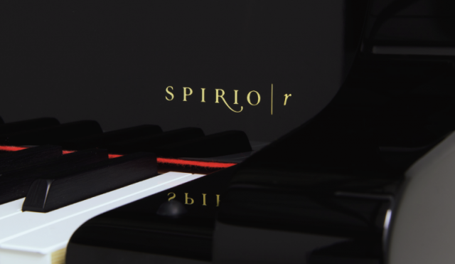 Steinway's newest  high resolution player piano is focused on the future