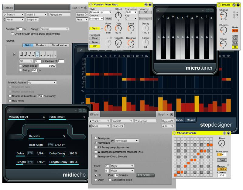 Solve Problems with MIDI Plug-Ins