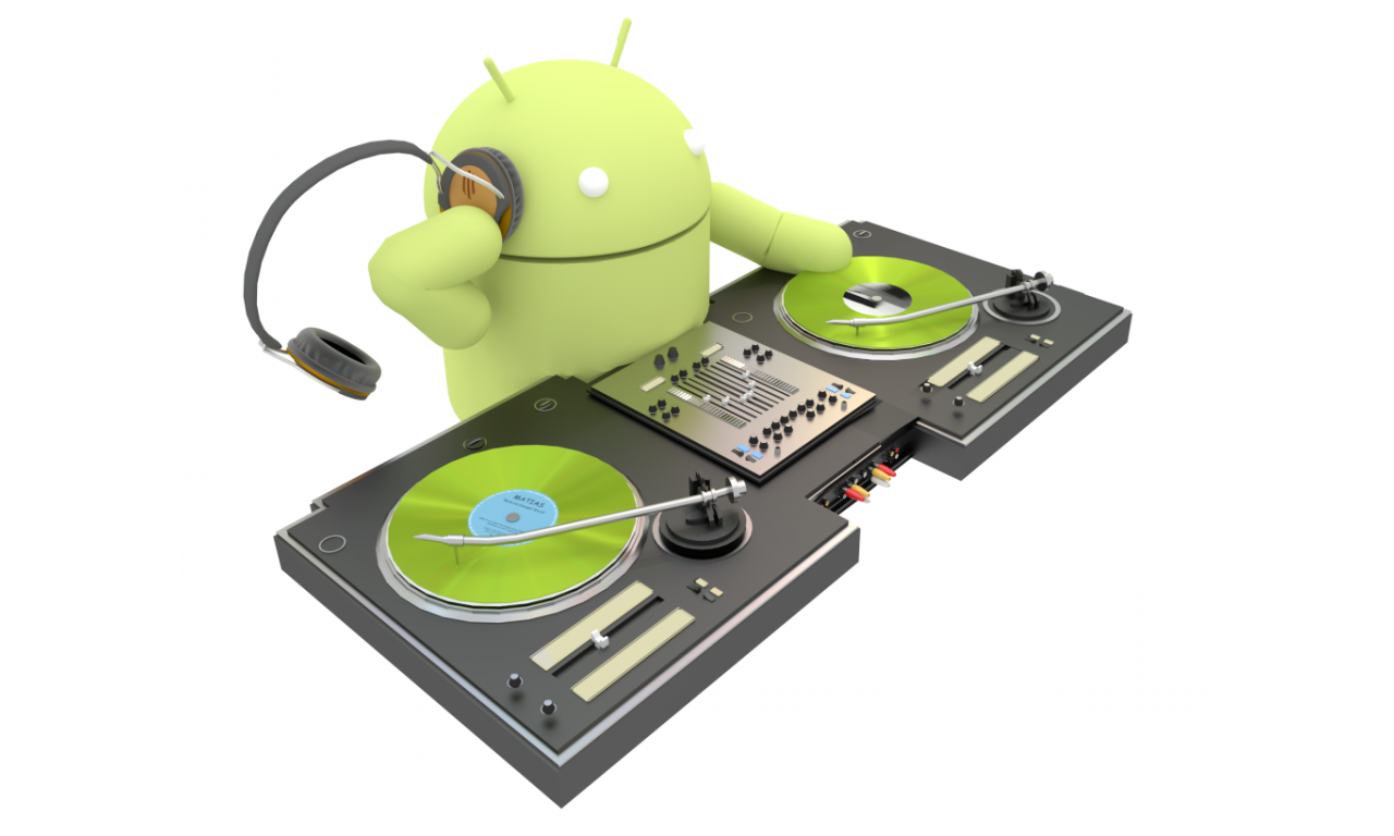 Developing MIDI applications on Android -