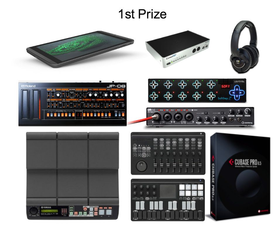 """#DigMyRig"" 1st Prize Package"