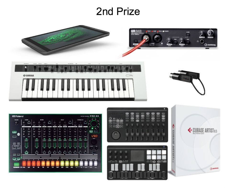 """""""#DigMyRig"""" 2nd Prize Package"""