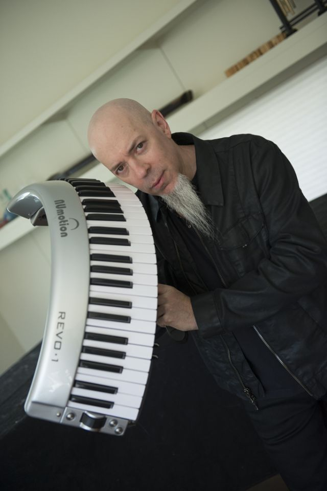 MIDI Artist Interview with Jordan Rudess