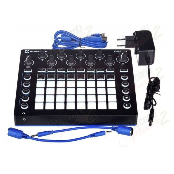 novation circuit sintetizzatore a modelli analogici con drum machine e controller midi usb updated] how to make your own 3 5mm mini stereo trs to midi 5 pin  at panicattacktreatment.co