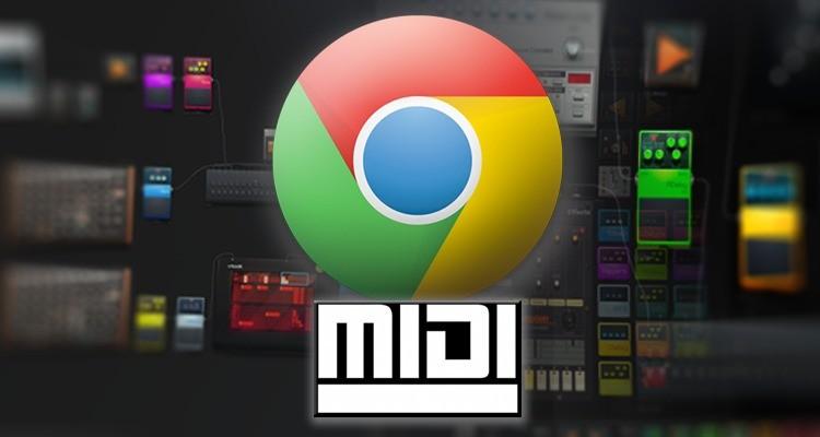 About Web-MIDI -