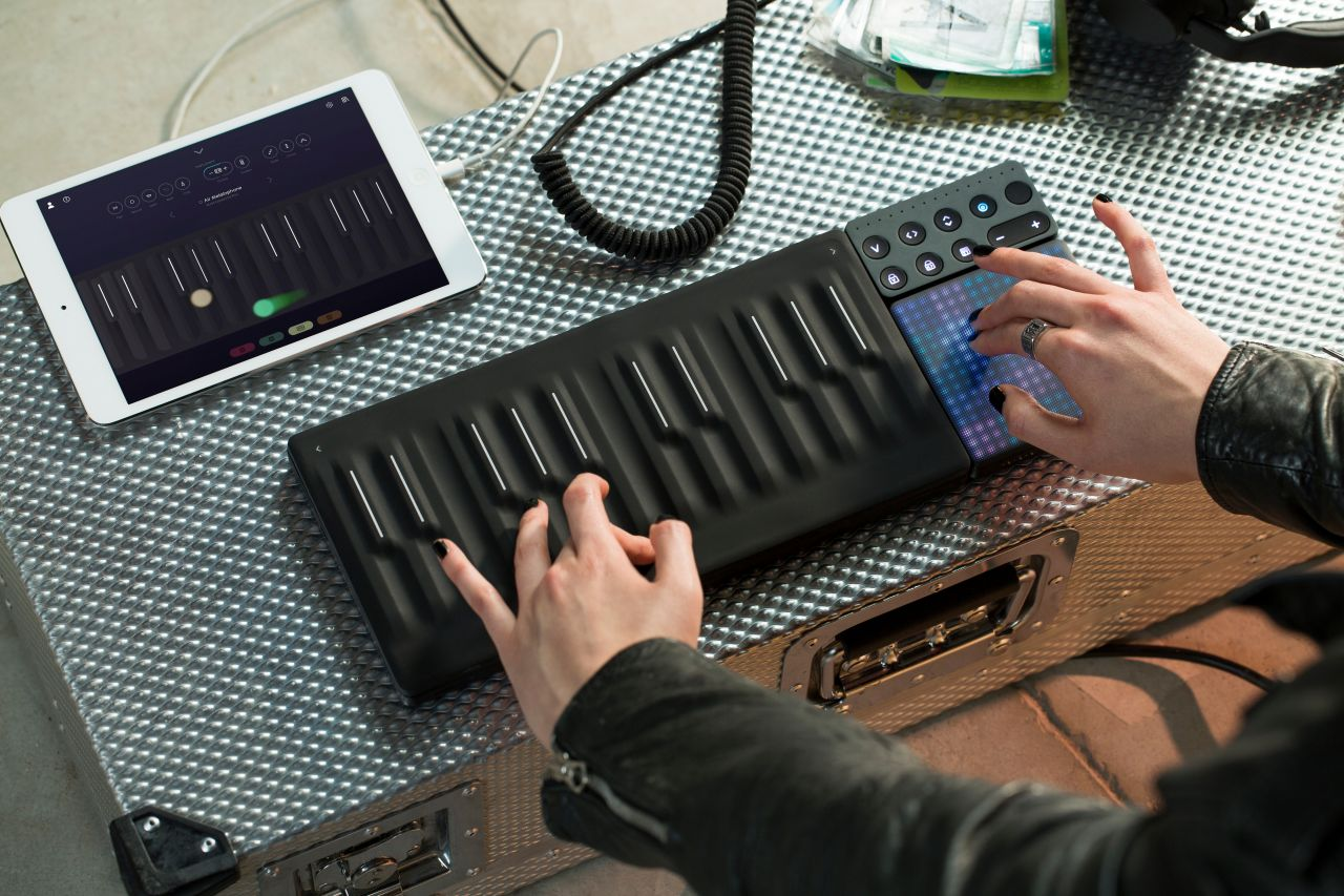 ROLI-May is MIDI Month Platinum Sponsor