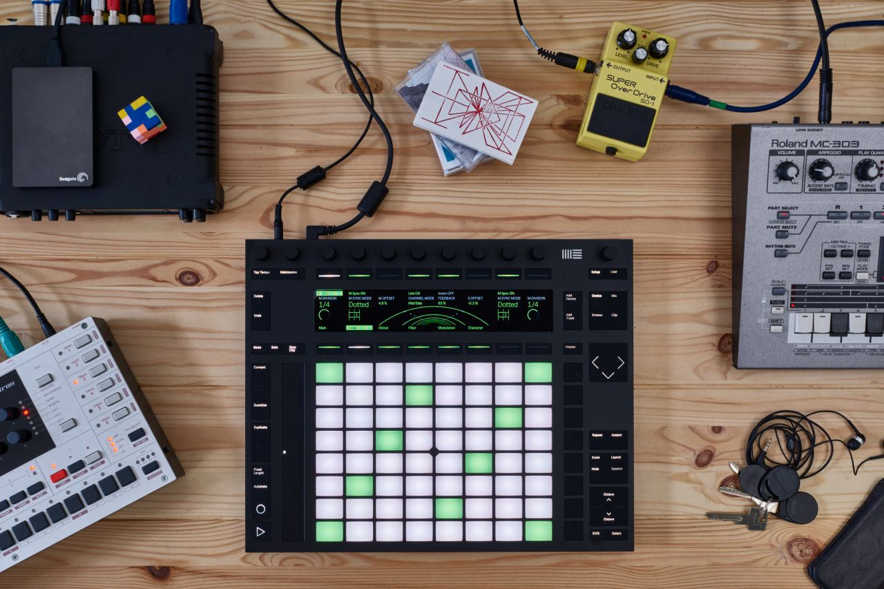 Ableton Live 10 Release 5 web