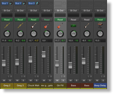 b2ap3 large logic multitrack
