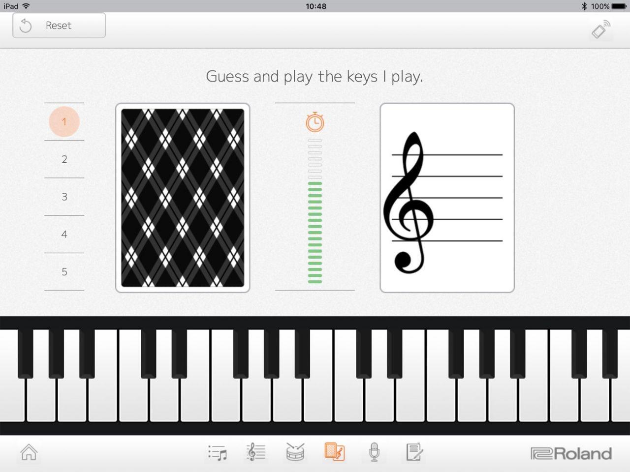 Roland GO:PIANO with Alexa Voice Controlled MIDI -