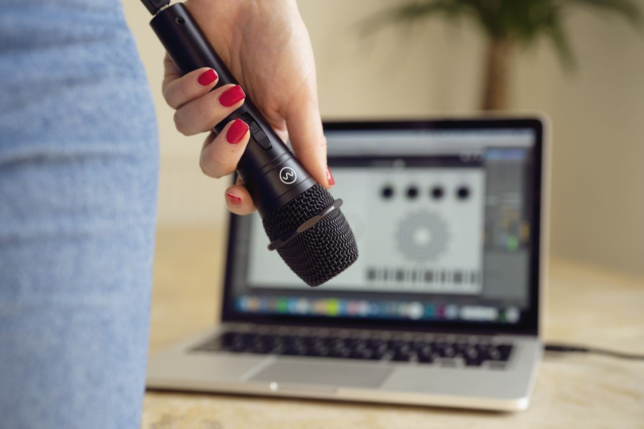 DUBLER STUDIO KIT: Your voice, the ultimate MIDI controller.