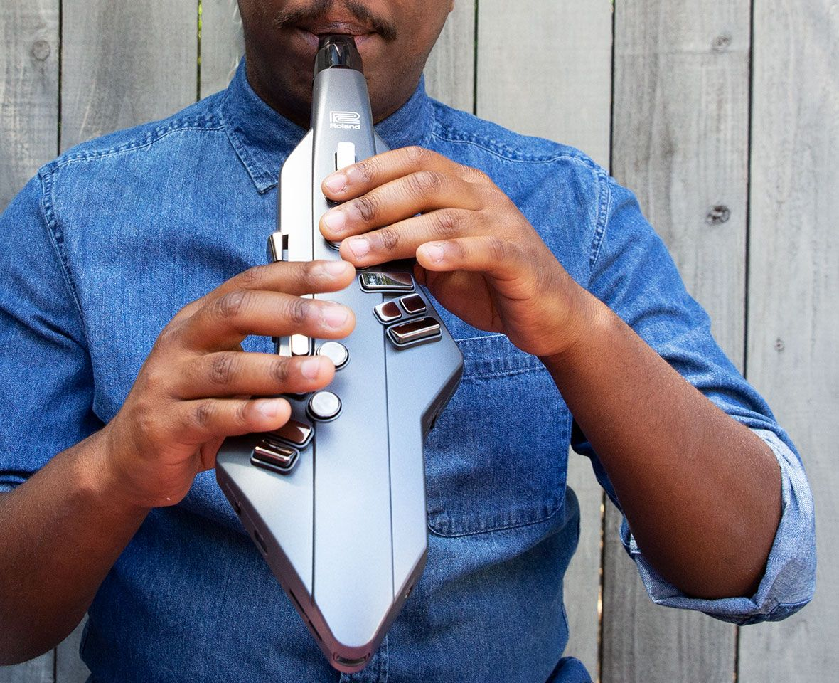 Roland Brings Wireless MIDI to Digital Wind Instruments!