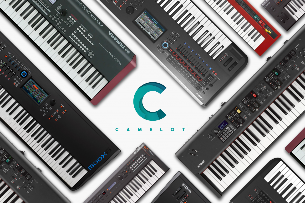 Yamaha and Camelot Pro make playing live easier