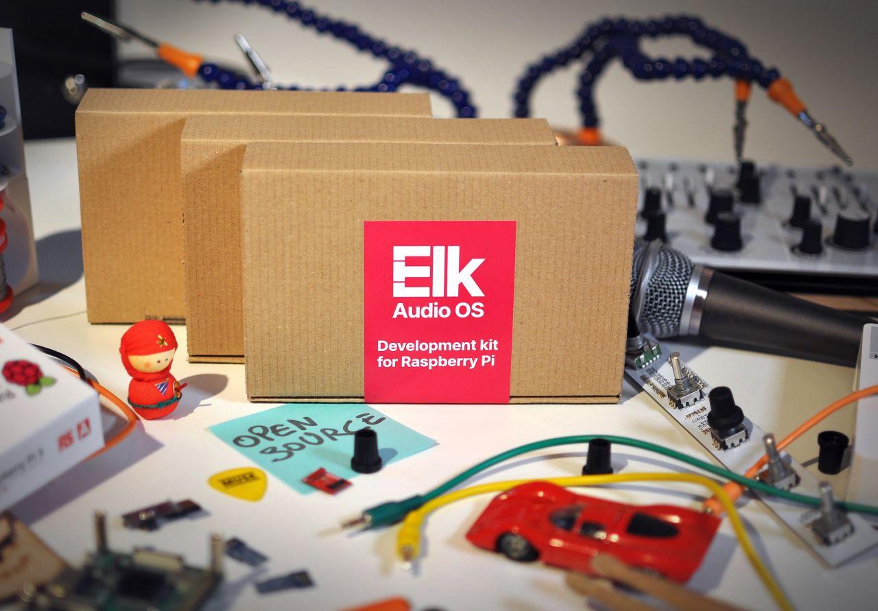 Elk_OpenSource_DevKit