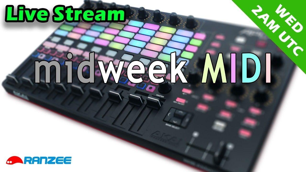 Midweek MIDI