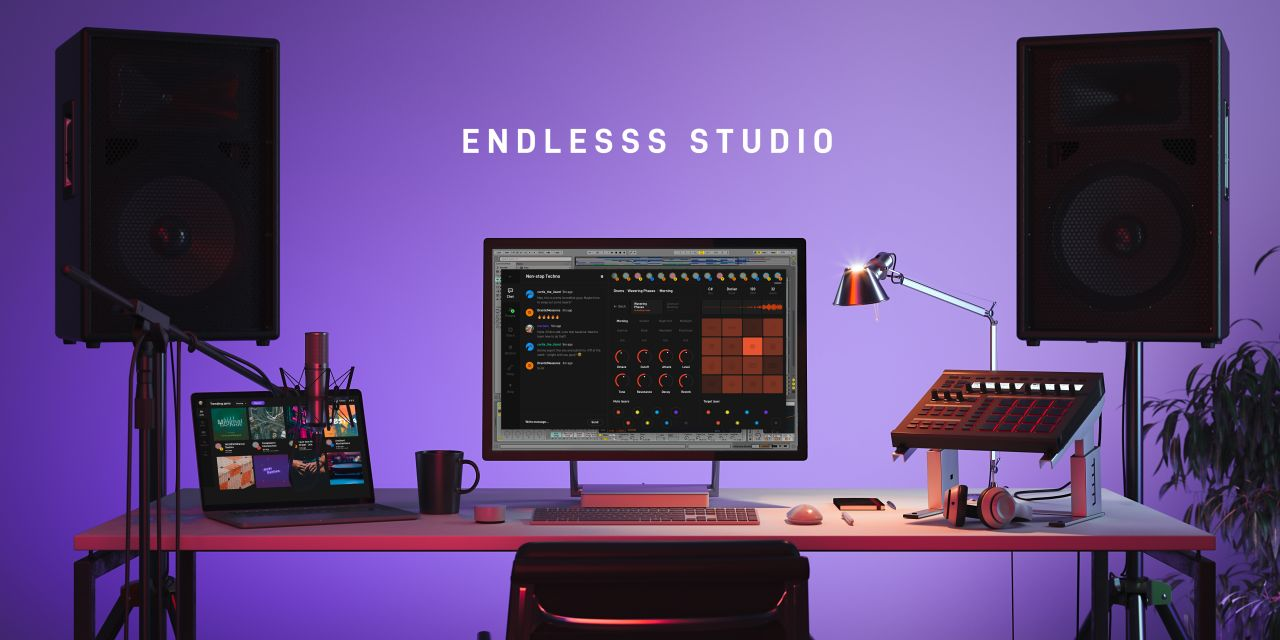 Endlesss_studio_purple