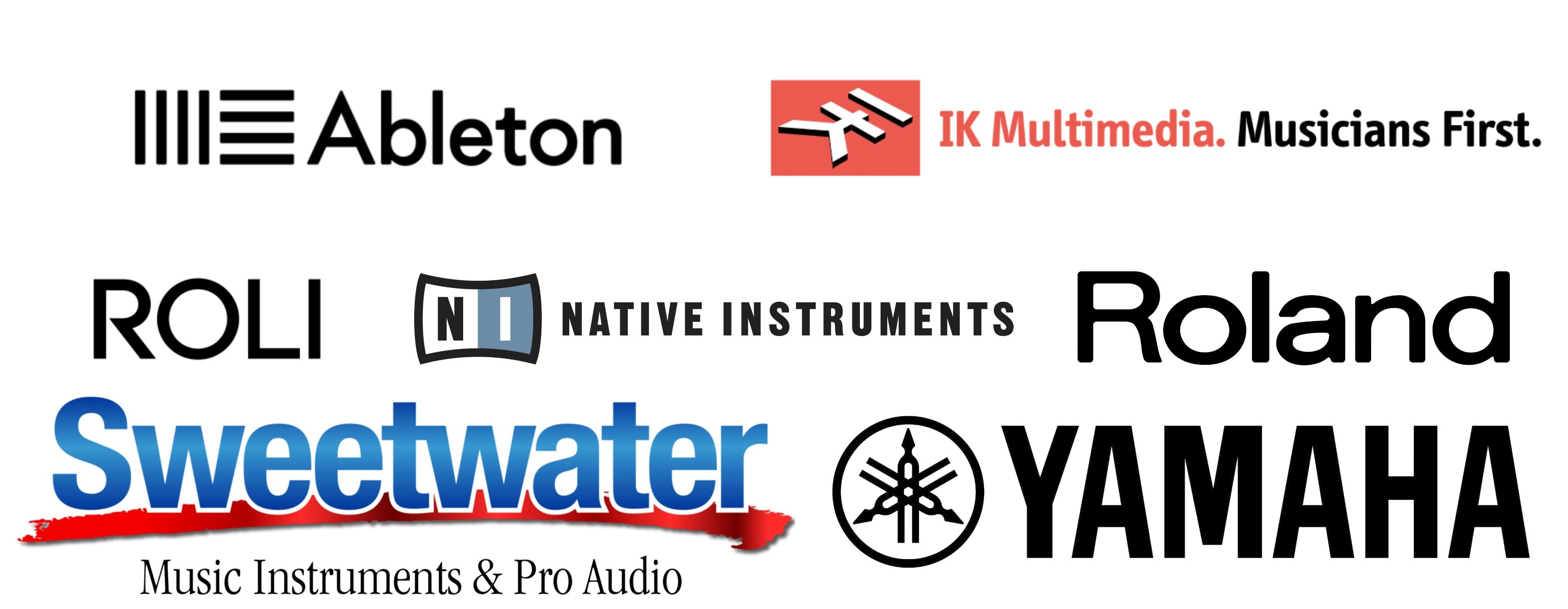 May Is MIDI Month Sponsors