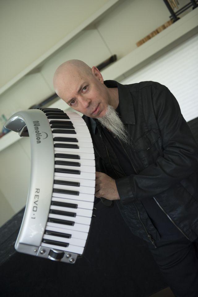 MIDI Artist Interview with Jordan Rudess