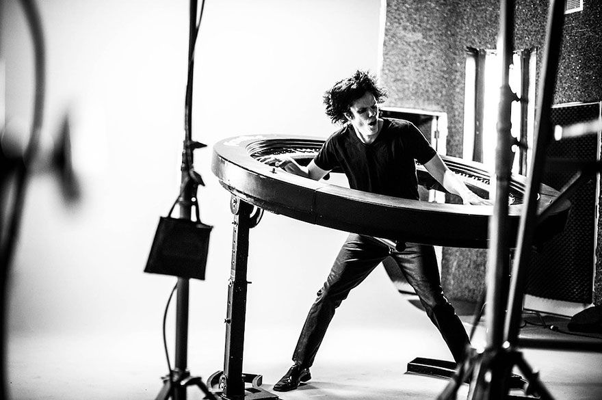 Brockett Parsons and the Piano Arc