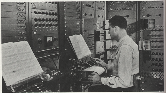 MIDI History:Chapter 5-Synths Come of Age  1950-1983