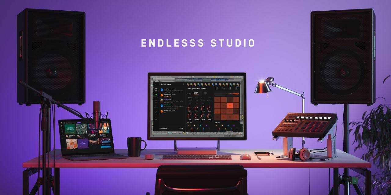 Endlesss_studio_purple